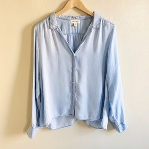 Cloth And Stone Chambray Shirt